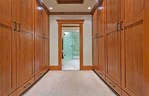 Custom Seattle cabinets
