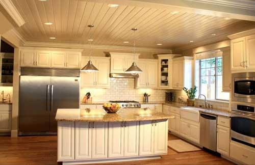 Custom kitchen cabinets Kenmore WA